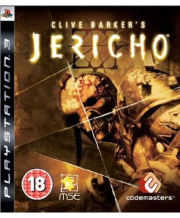 Igrica za Sony Playstation 3 PS3 Clive Barkers Jericho