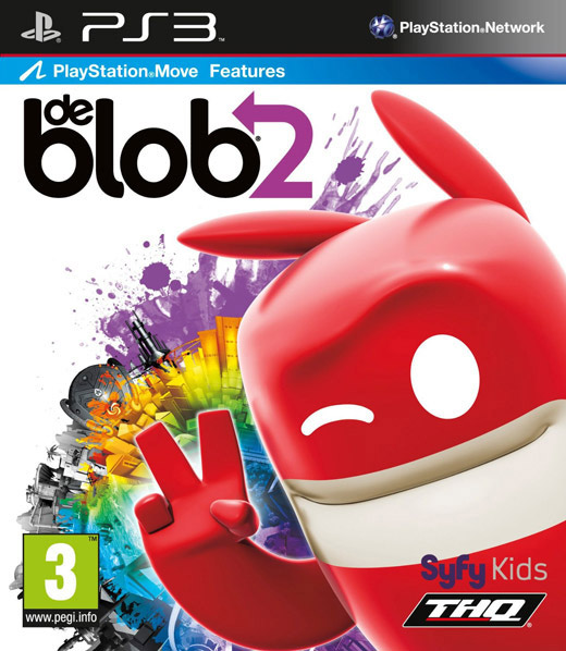 Igrica za Sony Playstation 3 PS3 de Blob 2: The Underground