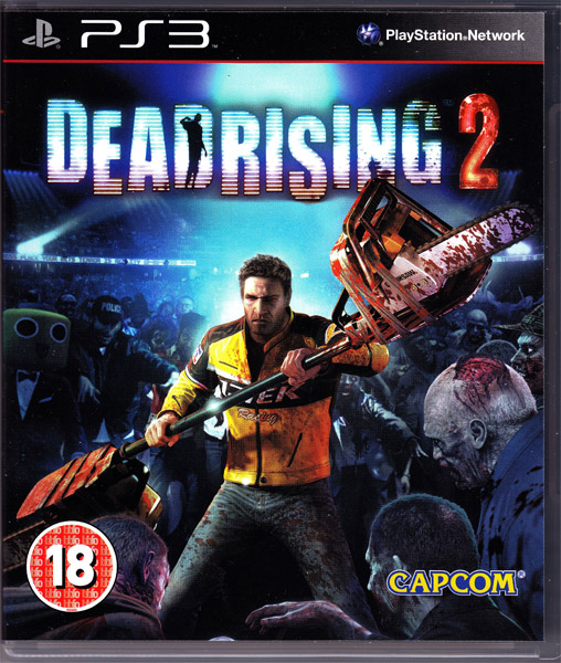 Igrica za Sony Playstation 3 PS3 Dead Rising 2