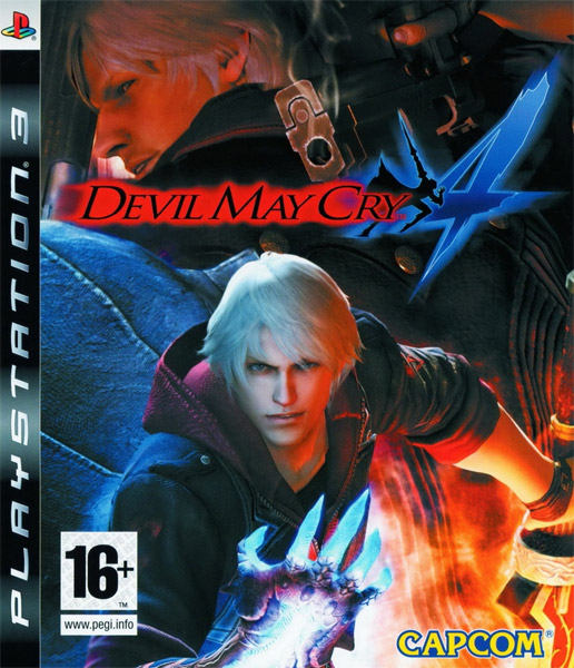 Igrica za Sony Playstation 3 PS3 Devil May Cry 4