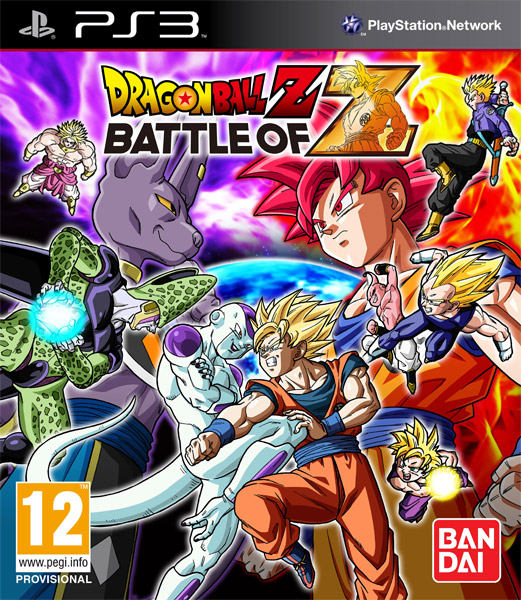 Igrica za Sony Playstation 3 PS3 Dragon Ball Z: Battle of Z