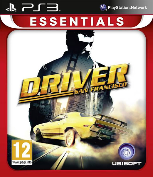 Igrica za Sony Playstation 3 PS3 Driver San Francisco Essentials