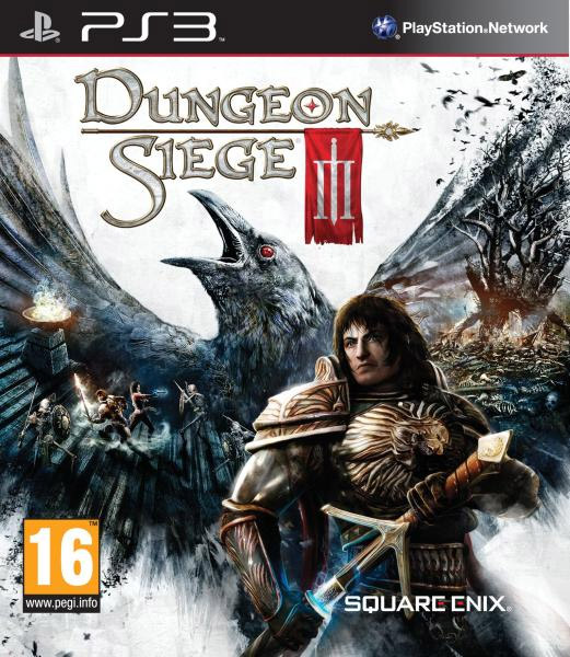 Igrica za Sony Playstation 3 PS3 Dungeon Siege III