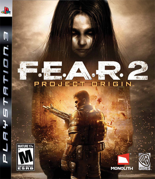 Igrica za Sony Playstation 3 PS3 F.E.A.R. 2: Project Origin