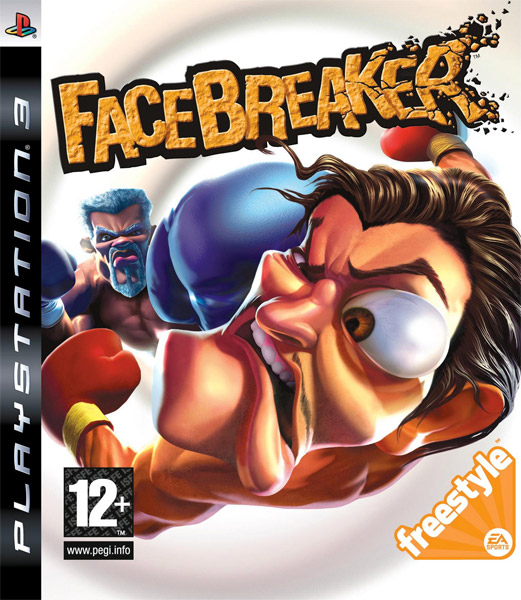 Igrica za Sony Playstation 3 PS3 Facebreaker