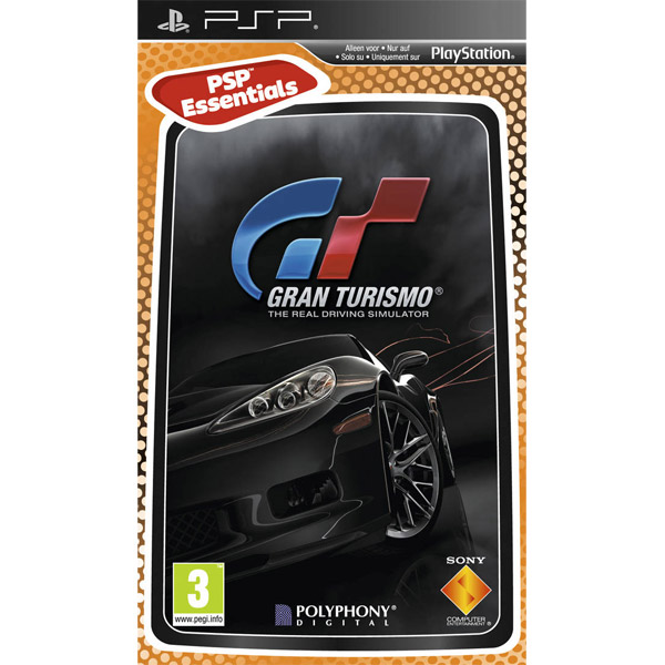 Igrica za PSP Playstation Portable Gran Turismo Essentials
