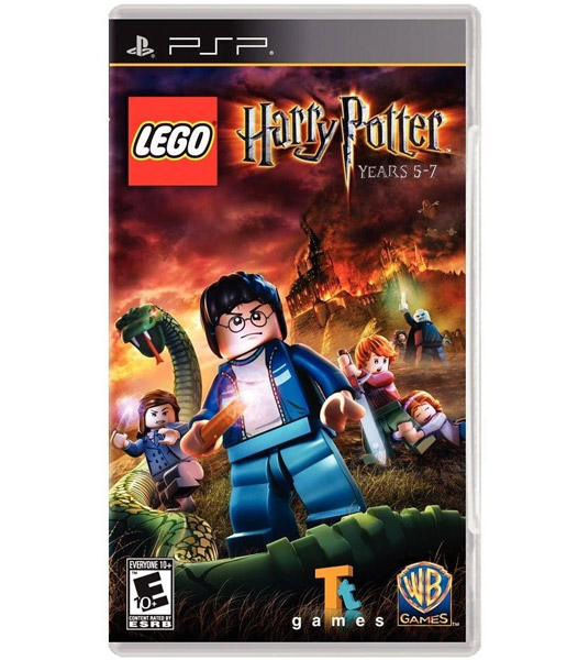 Igrica za PSP Playstation Portable Lego Harry Potter: Years 5-7