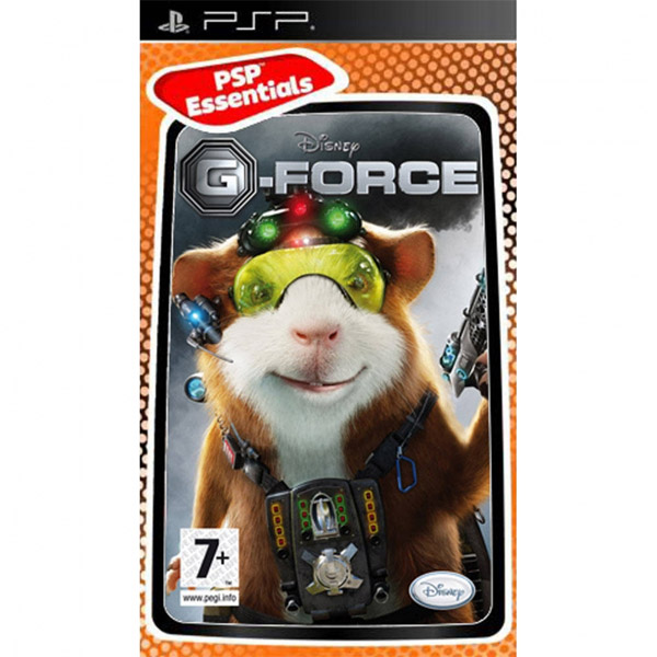 Igrica za PSP Playstation Portable G-Force Essentials