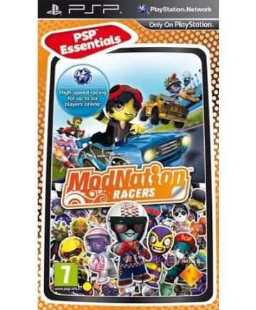 Igrica za PSP Playstation Portable ModNation Racers Essentials