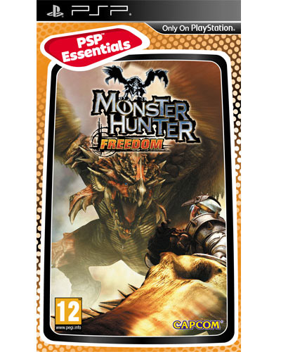 Igrica za PSP Playstation Portable Monster Hunter: Freedom Essentials
