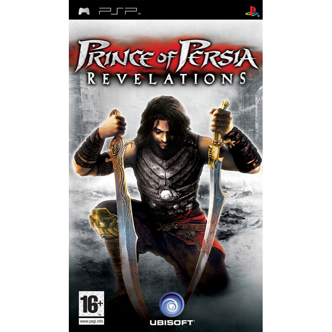 Igrica za PSP Playstation Portable Prince of Persia: Revelations
