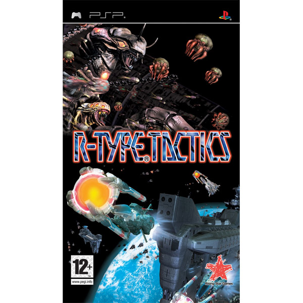 Igrica za PSP Playstation Portable R-Type Tactics