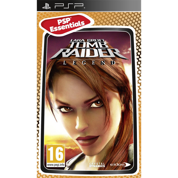 Igrica za PSP Playstation Portable Tomb Raider: Legend Essentials