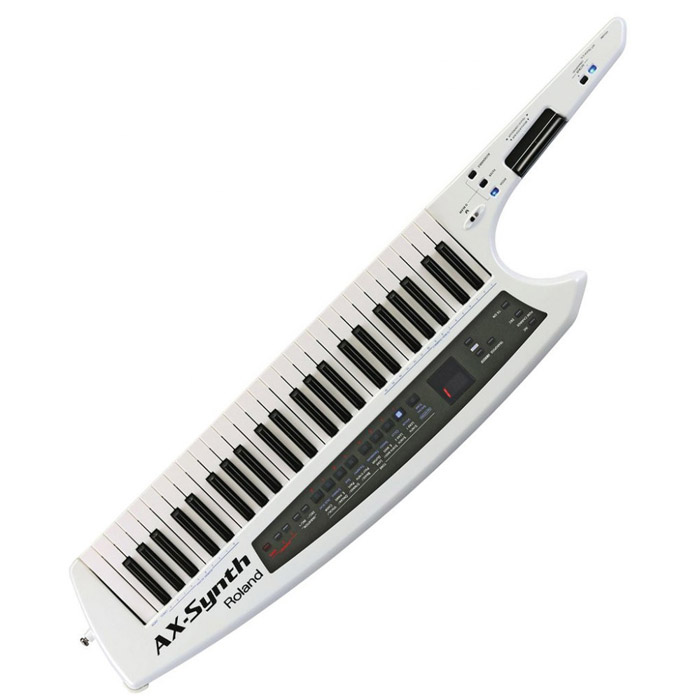 Sintisajzer Roland AX-Synth WH Show 702030