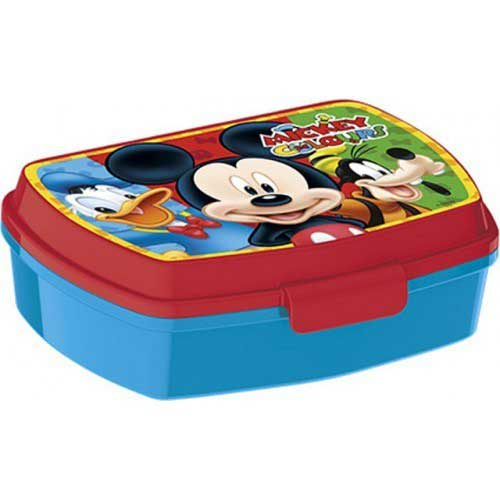 Stor Disney Kutija za užinu Mickey Mouse Club House SR56074