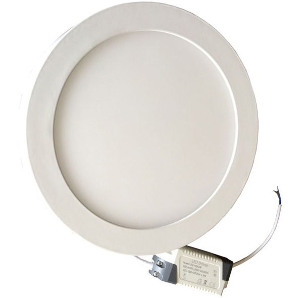 Nadgradni LED panel 18W 4200K beli ELS0084