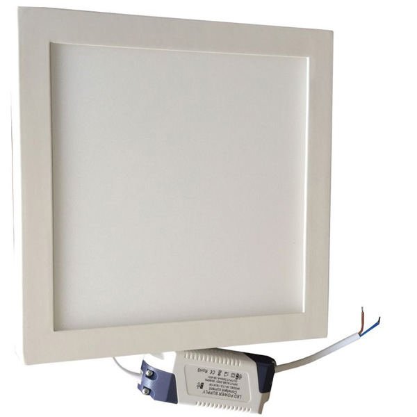 Nadgradni LED panel 18W 4200K beli ELS0088