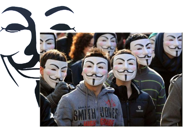 Anonymous Maska Vendetta 0702