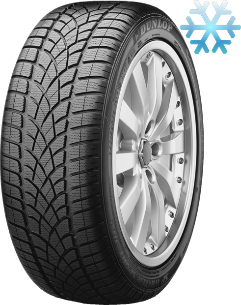 Zimska guma 15 Dunlop 195/60R15 88H SP Winter Sport 3D MS 531324