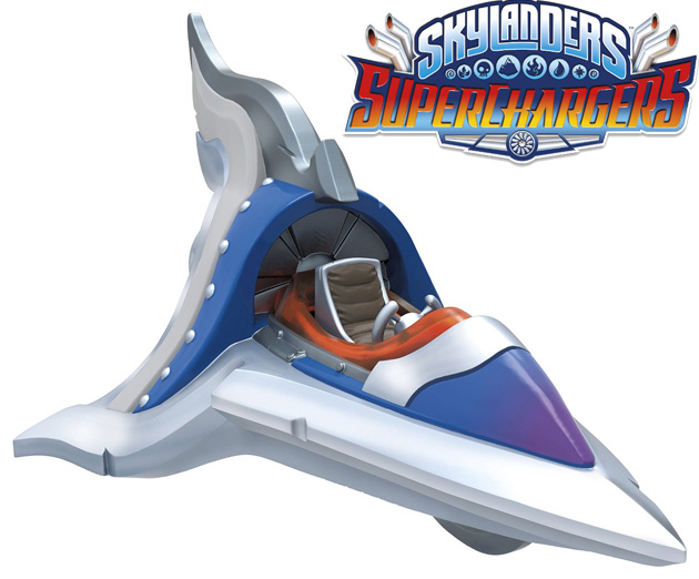 Skylanders SuperChargers Vehicle Sky Slicer 87556EU