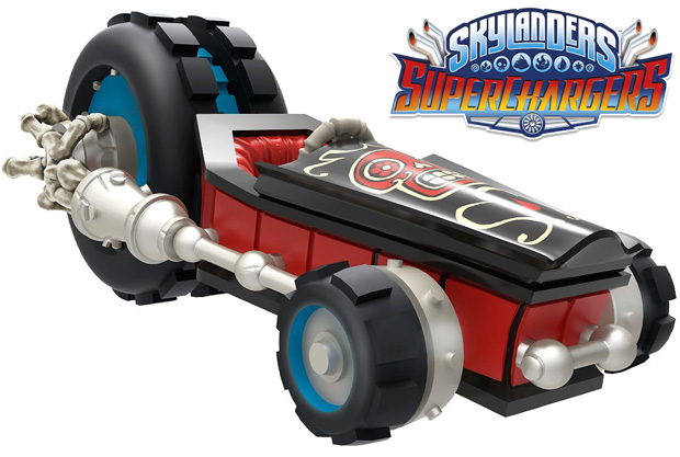 Skylanders SuperChargers Vehicle Crypt Crusher 87547EU