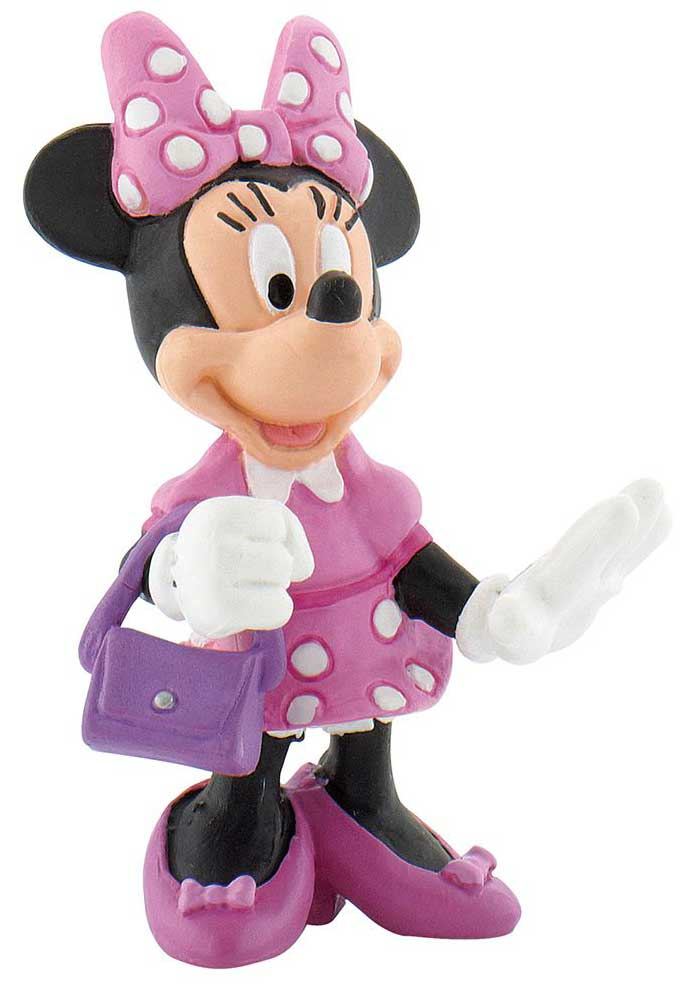 Bullyland Disney Figurica Minnie Mouse