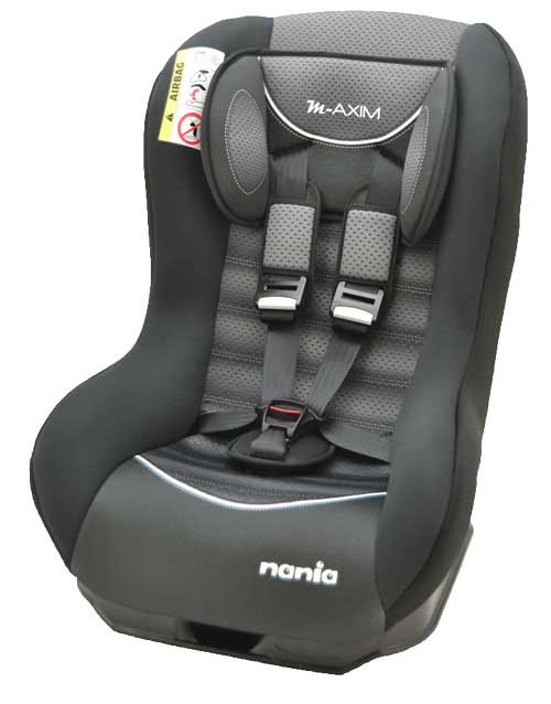 Nania Auto sedište First Maxim Graphic Black 074076