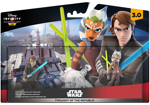 Disney Infinity set figura 3.0 Star Wars Twilight of the Republic 023373