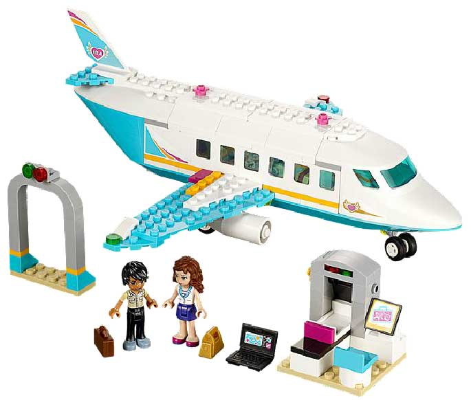 LEGO Friends kocke Olivija - Privatni avion LE41100