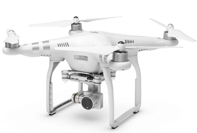 Quadcopter DJI Phantom 3 Advanced sa dodatnom baterijom i rancem Dron sa kamerom 024455