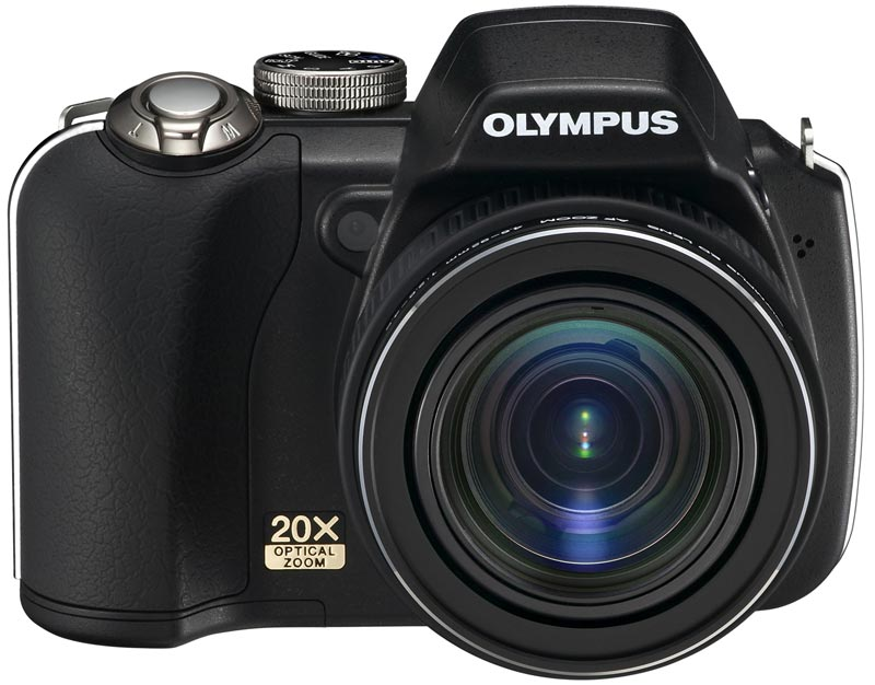 Olympus SP-565 UZ - 20x optički zum - 10 MP