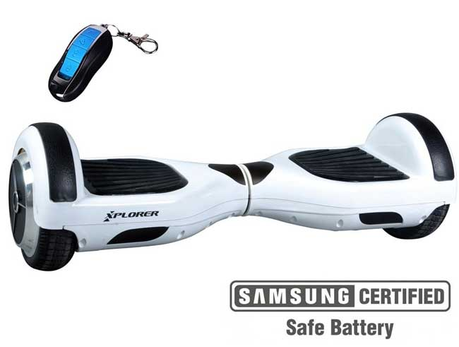 Xplorer Hoverboard City Beli Balance Scooter 6662