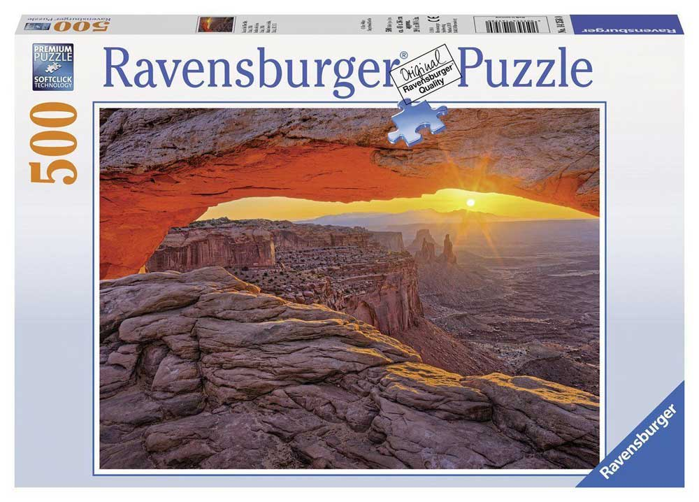 Ravensburger slagalica Island In The Sky - Utah, USA 500 delova 01-143580
