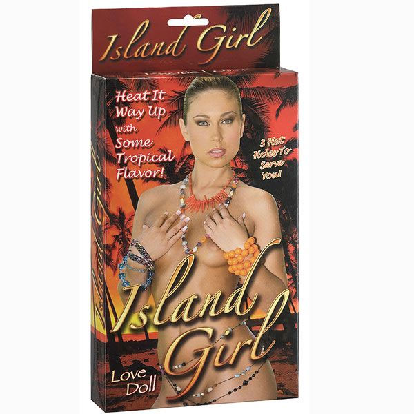 Island girl Love Doll lutka 50556
