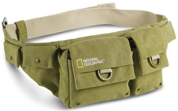 National Geographic Small Waist Pack 4476 Torbica 18490