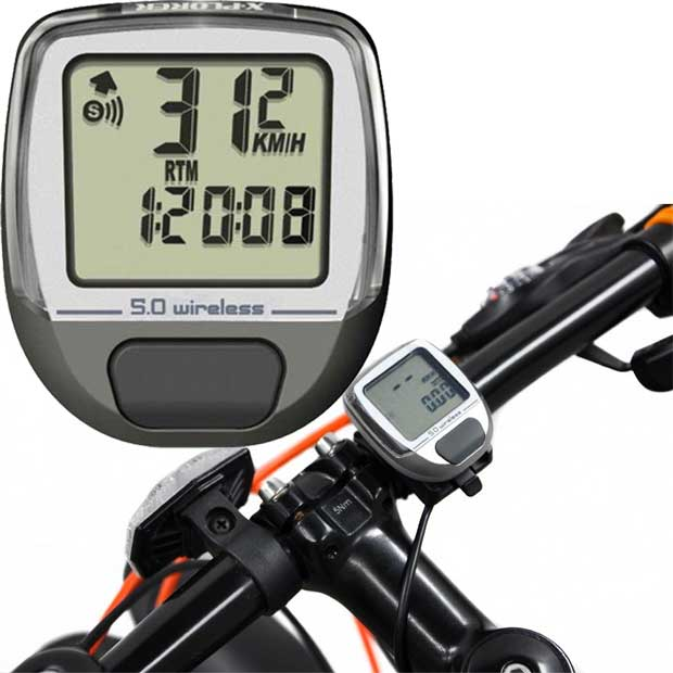 Ciklokompjuter za biciklicte Xplorer Cyclo 5.0 Wireless 6011