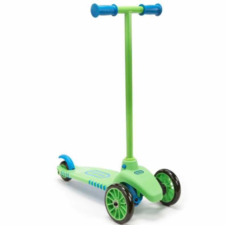 Little Tikes Trotinet Learn-to-Turn Green