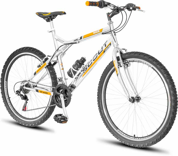 Bicikl Scout Magic MTB 1260038