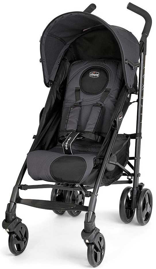 Chicco kolica Liteway Complete Anthracite 607932299