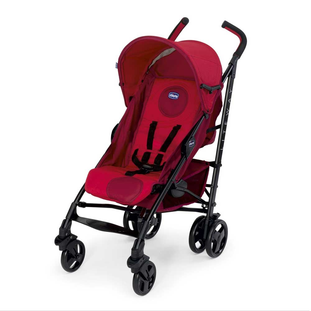 Chicco kolica Liteway Complete Red 407932270