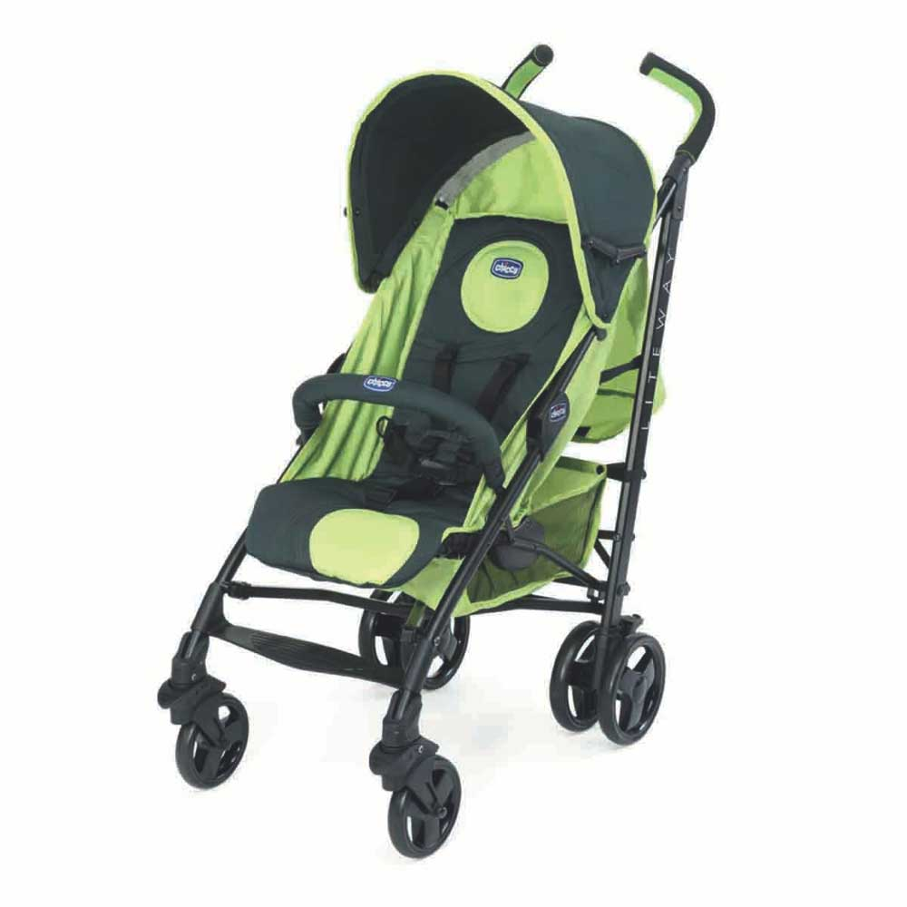 Chicco kolica Liteway Complete Evergreen 507932275