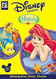 PC Disney Little Mermaids Studio Story - Mala Sirena