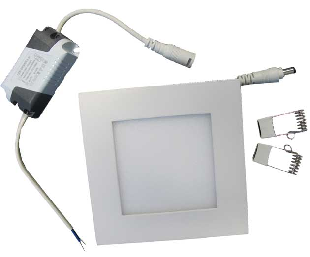 Ugradni LED panel 6W Elit+ ELS00945