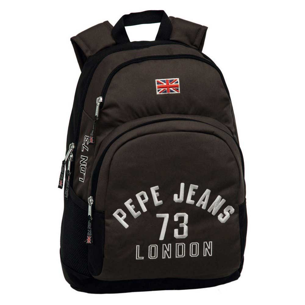 Pepe Jeans Ranac za školu 44cm London Brown