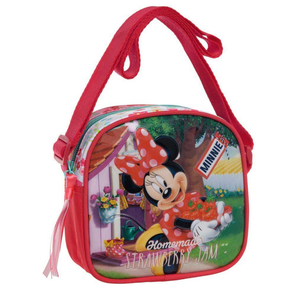 Disney Tašnica na rame Minnie Strawberry Jam