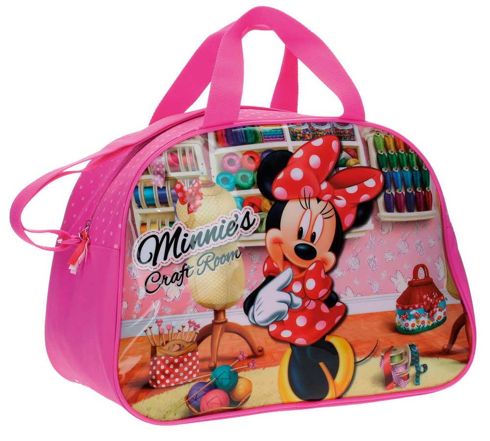 Disney Putna ili sportska torba 40cm Minnie Craft Room