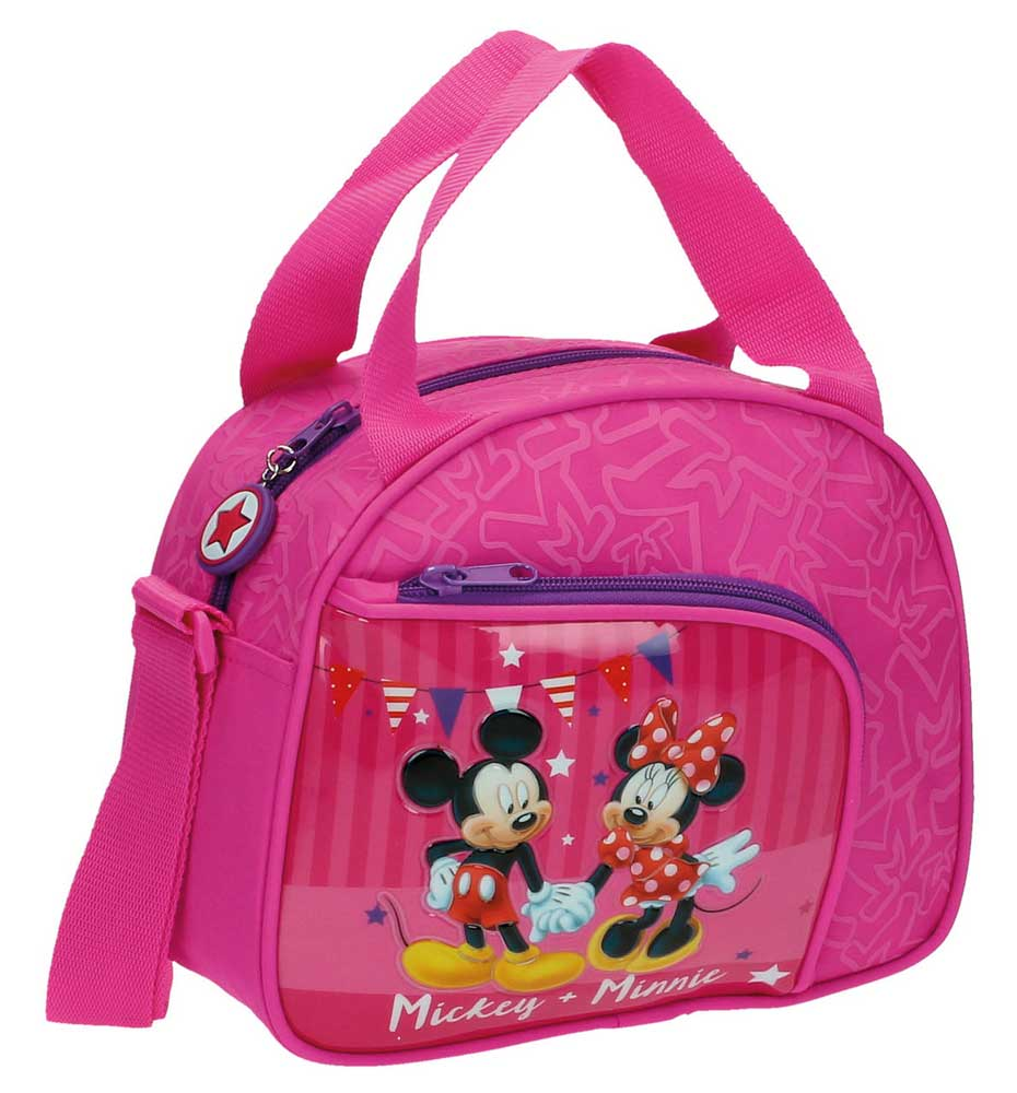 Disney Tašnica - beauty case za devojčice Mickey + Minnie