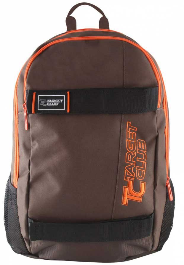 Target Club Ranac Mono Brown Orange 17269