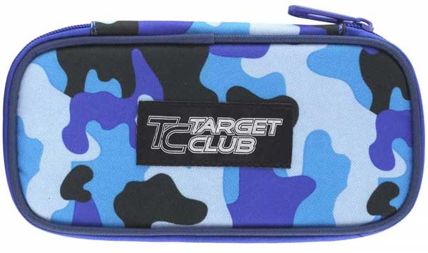 Target Club Pernica Compact Camuflage Blue 17262