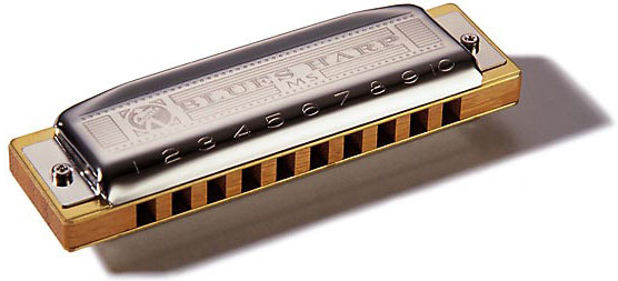 Hohner Blues Harp MS iz A